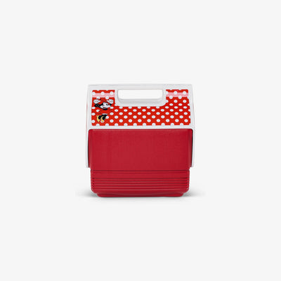Large View | Minnie Mouse Playmate Mini Limited Edition Polka Dots 4 Qt Cooler