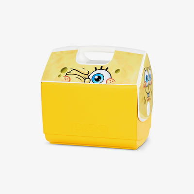 Angle View | Spongebob Playmate Elite Limited Edition Wink 16 Qt Cooler