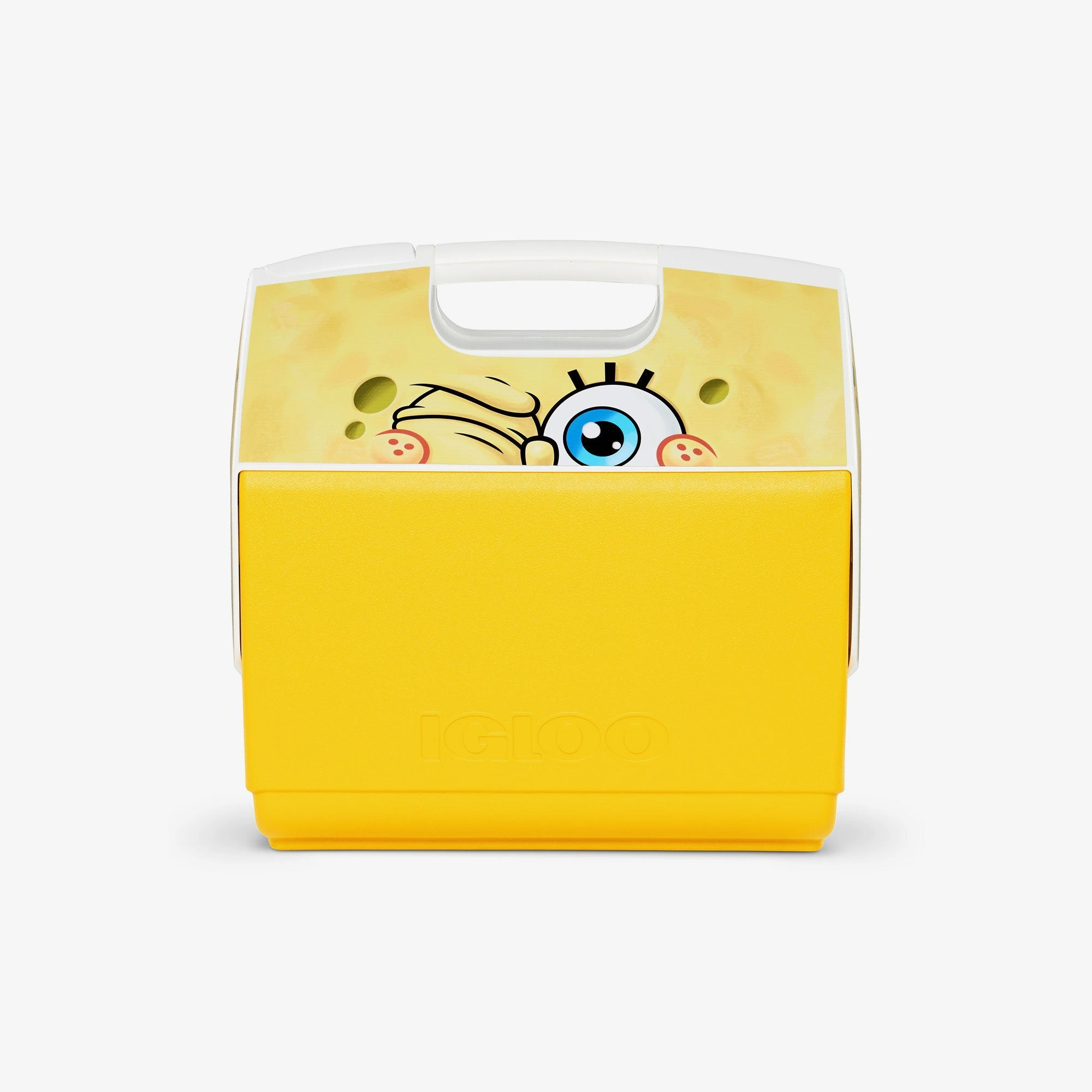Large View | Spongebob Playmate Elite Limited Edition Wink 16 Qt Cooler