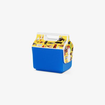 Angle View | Star Wars Playmate Mini Toy Box 4 Qt Cooler