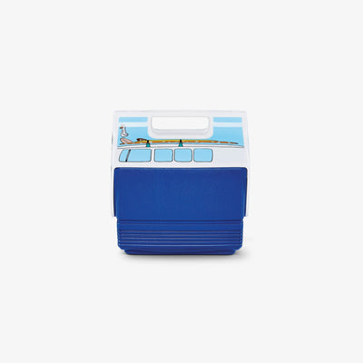 Large View | VW Blue Van Playmate Mini Special Edition 4 Qt Cooler
