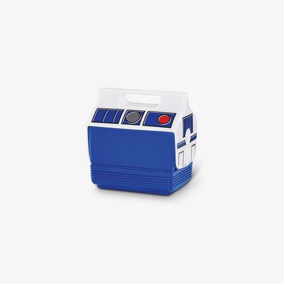 Angle View | Star Wars Playmate Mini R2D2 4 Qt Cooler
