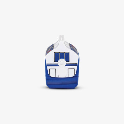 Side View | Star Wars Playmate Mini R2D2 4 Qt Cooler