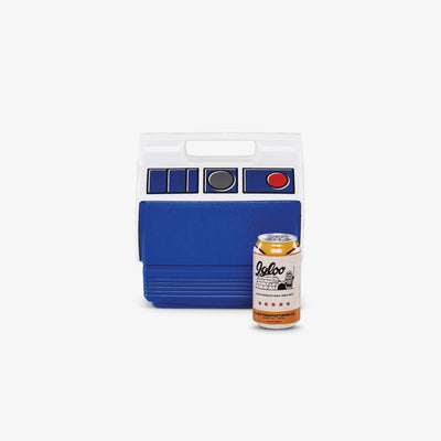 Size View | Star Wars Playmate Mini R2D2 4 Qt Cooler