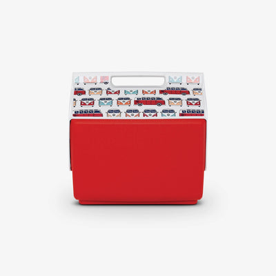 Back View | VW Playmate Classic Bus Repeat 14 Qt Cooler