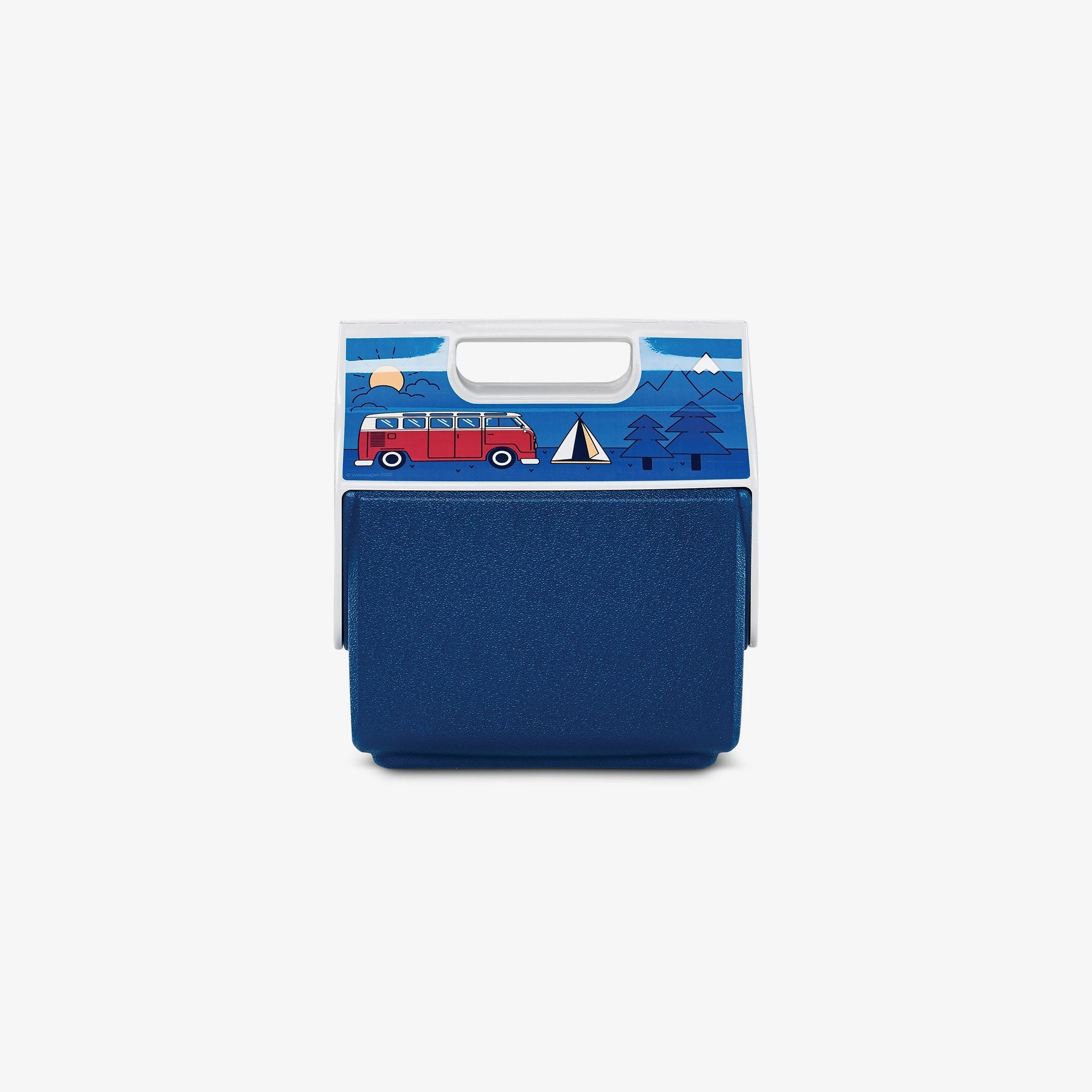 Large View | VW Playmate Mini Camping 4 Qt Cooler