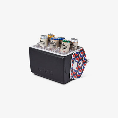 Open View | Grateful Dead Steal Your Face Playmate Classic 14 Qt Cooler