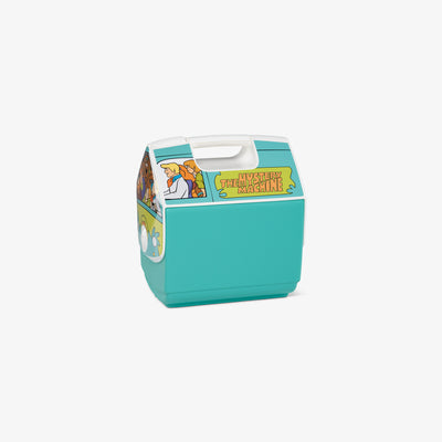 Angle View | Scooby-Doo Playmate Pal Mystery Machine 7 Qt Cooler