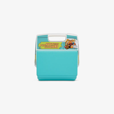 Back View | Scooby-Doo Playmate Pal Mystery Machine 7 Qt Cooler