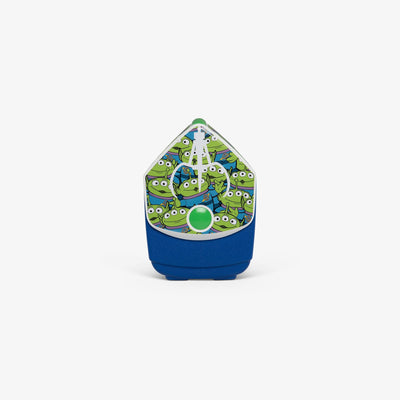 Side View | Toy Story Alien Claw Playmate Pal 7 Qt Cooler