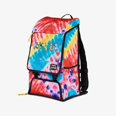 Angle View | Grateful Dead Dancing Bears Backpack