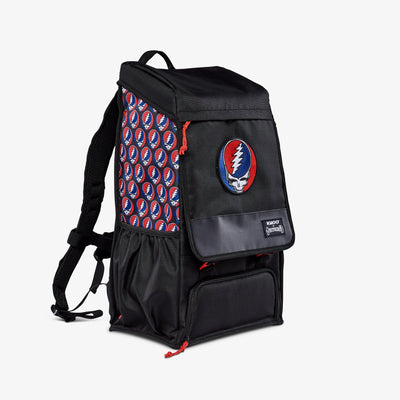 Angle View | Grateful Dead Steal Your Face Backpack