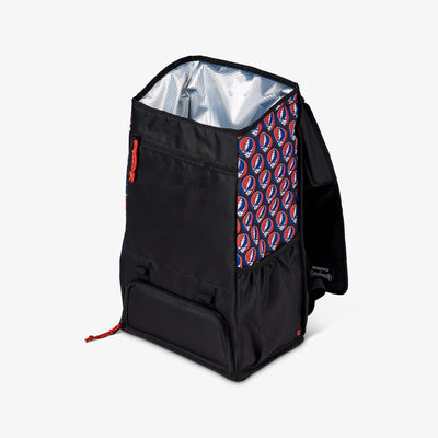 Open View | Grateful Dead Steal Your Face Backpack
