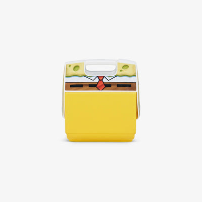 Back View | SpongeBob Squarepants Playmate Pal 7 Qt Cooler
