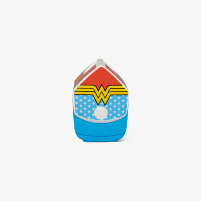 Side View | Wonder Woman Iconic Logo Playmate Pal 7 Qt Cooler
