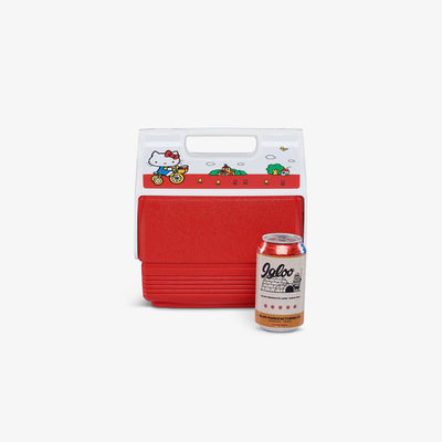 Size View | Hello Kitty Classic Playmate Mini 4 Qt Cooler