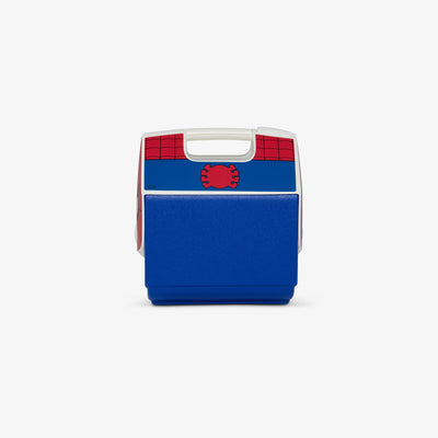 Back View | Spider-Man Suit Playmate Pal 7 Qt Cooler