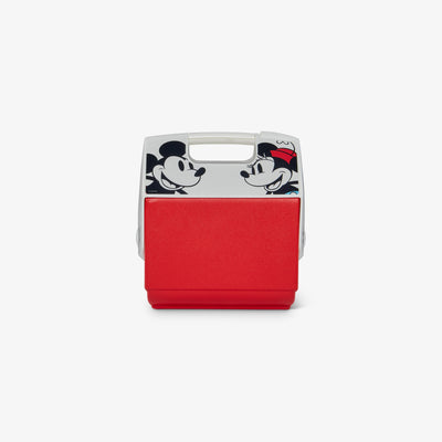 Back View | Mickey & Minnie Playmate Pal 7 Qt Cooler