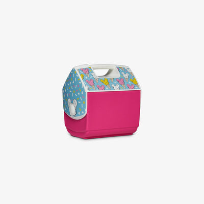 Angle View | Mickey Mouse Sprinkles Playmate Pal 7 Qt Cooler