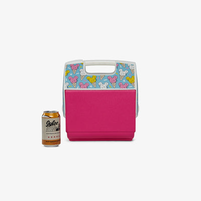 Size View | Mickey Mouse Sprinkles Playmate Pal 7 Qt Cooler
