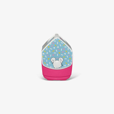 Side View | Mickey Mouse Sprinkles Playmate Pal 7 Qt Cooler