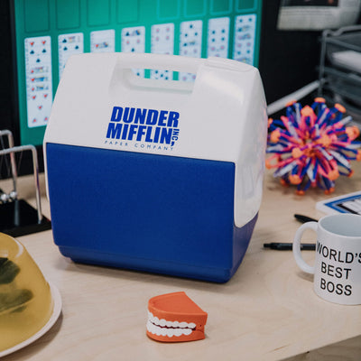 Image View | The Office Dunder Mifflin Playmate Pal 7 Qt Cooler