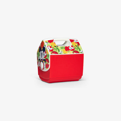 Angle View | Mickey & Minnie Pop Fruit Playmate Pal 7 Qt Cooler