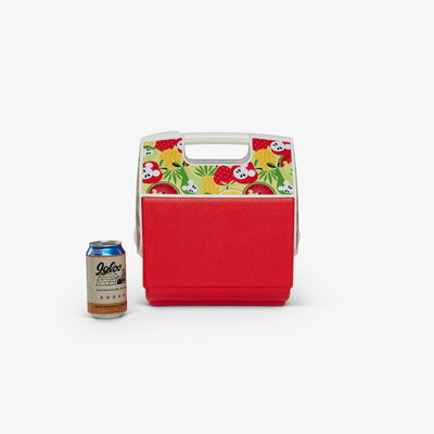 Size View | Mickey & Minnie Pop Fruit Playmate Pal 7 Qt Cooler