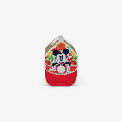 Side View | Mickey & Minnie Pop Fruit Playmate Pal 7 Qt Cooler