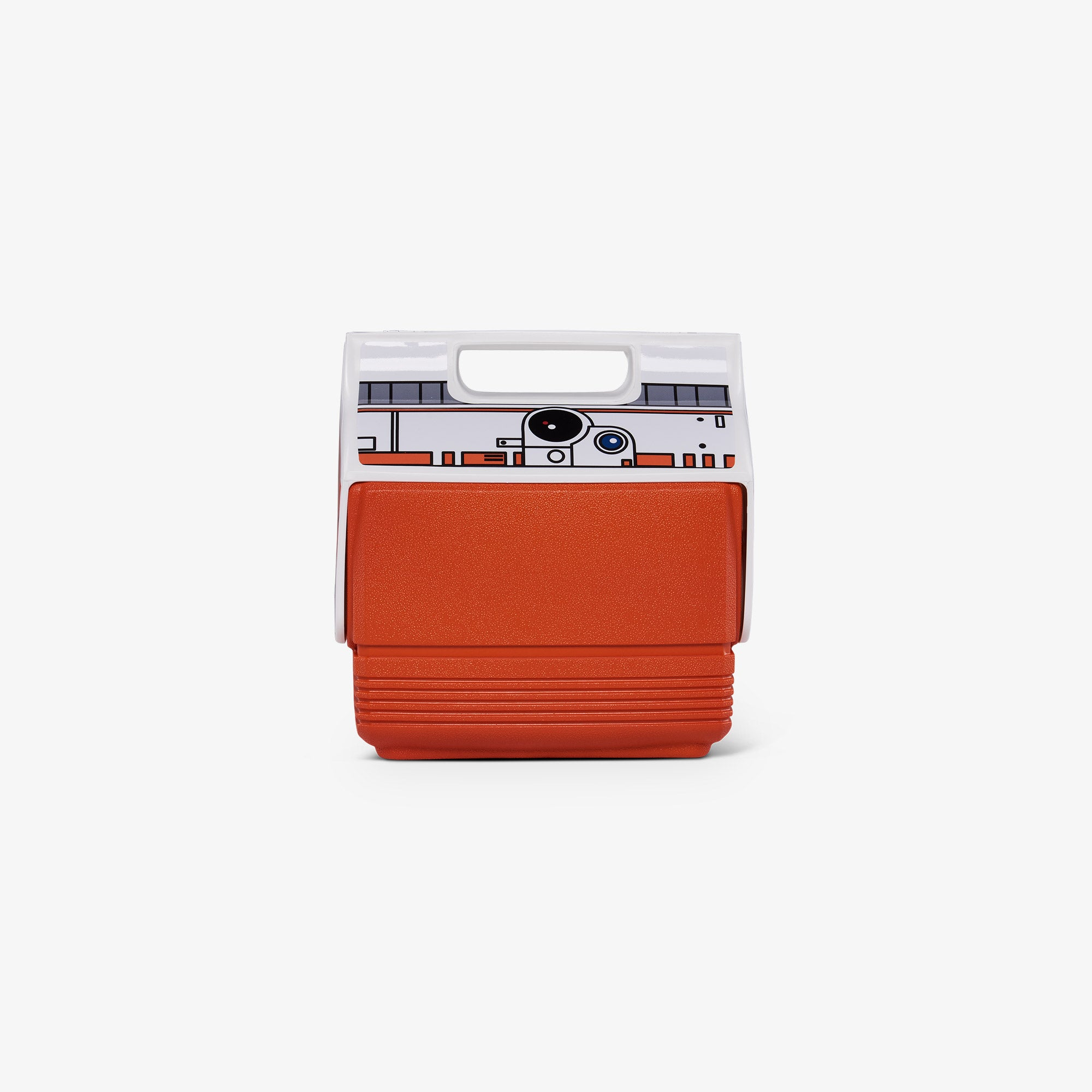 Front View | Star Wars BB-8 Playmate Mini 4 Qt Cooler