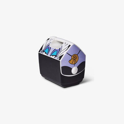 Angle View | Disney Villains Ursula Playmate Pal 7 Qt Cooler