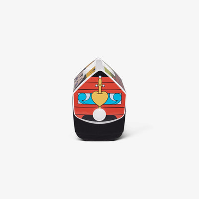 Side View | Disney Villains Evil Queen Playmate Pal 7 Qt Cooler