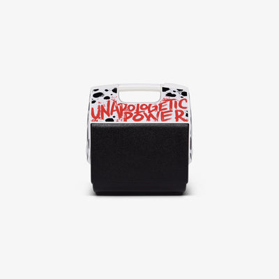 Back View | Disney Villains Cruella Playmate Pal 7 Qt Cooler