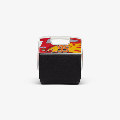 Large View | Disney and Pixar Lightning McQueen Playmate Pal 7 Qt Cooler