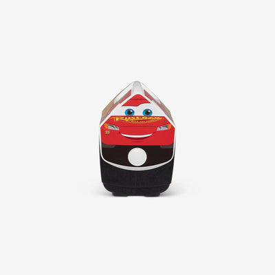 Side View | Disney and Pixar Lightning McQueen Playmate Pal 7 Qt Cooler