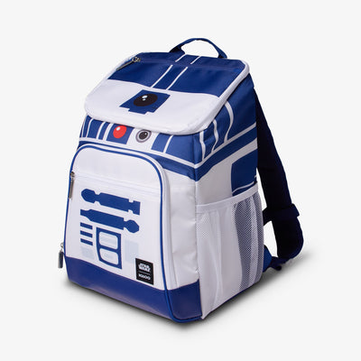 Angle View | Star Wars R2-D2 Daypack Backpack