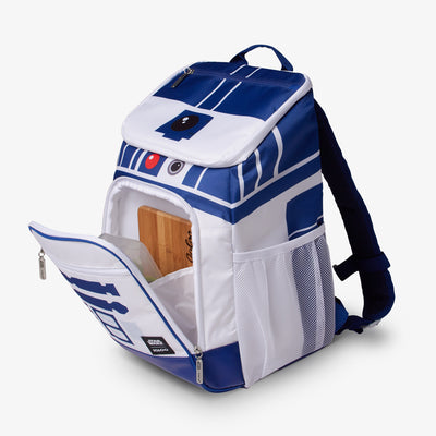 Front Pouch View | Star Wars R2-D2 Daypack Backpack