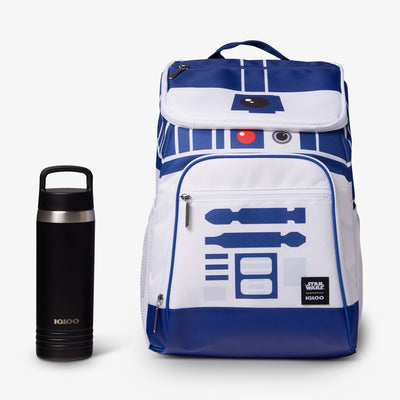 Size View | Star Wars R2-D2 Daypack Backpack
