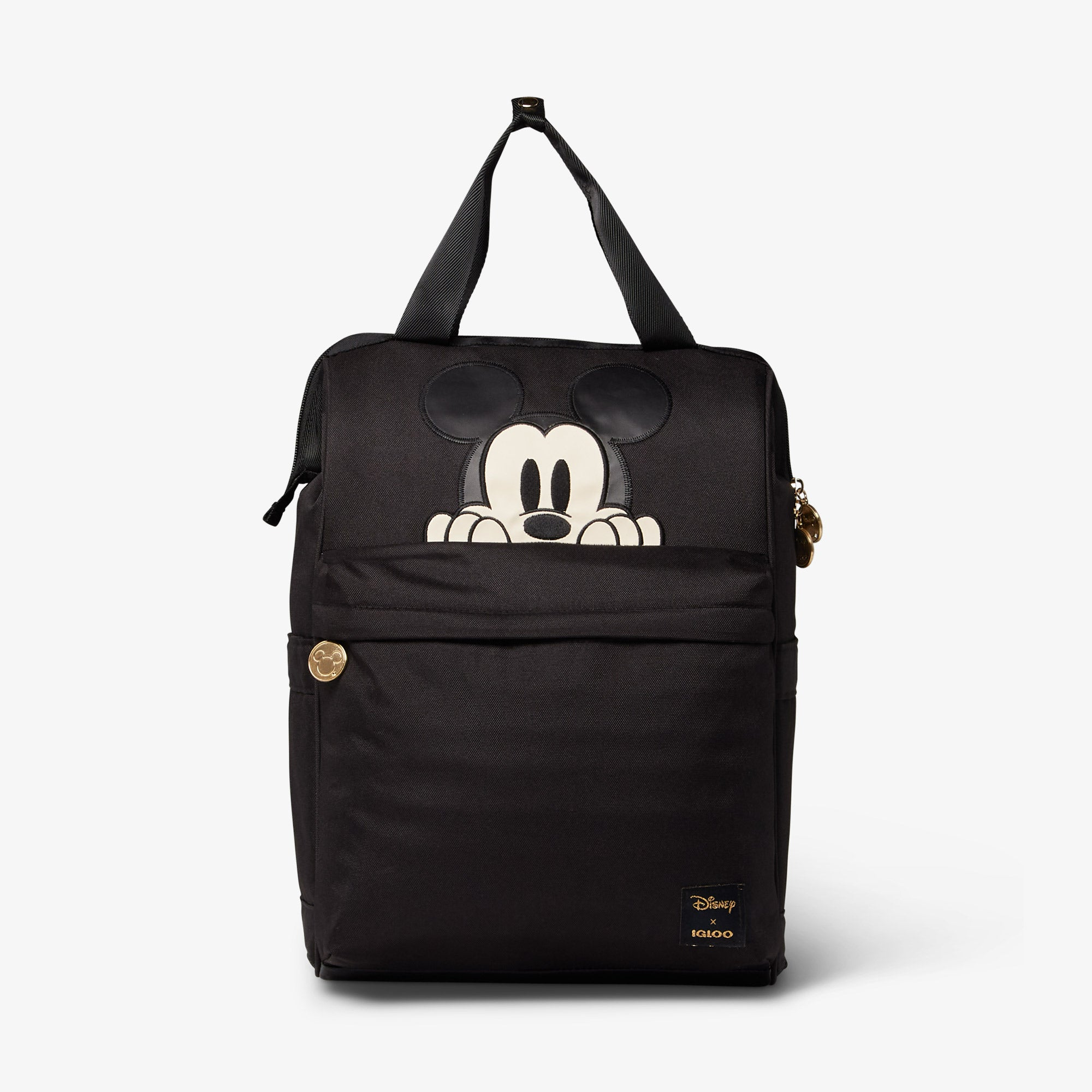 Front View | Mickey Mouse 24-Can Backpack