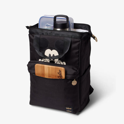 Open View | Mickey Mouse 24-Can Backpack