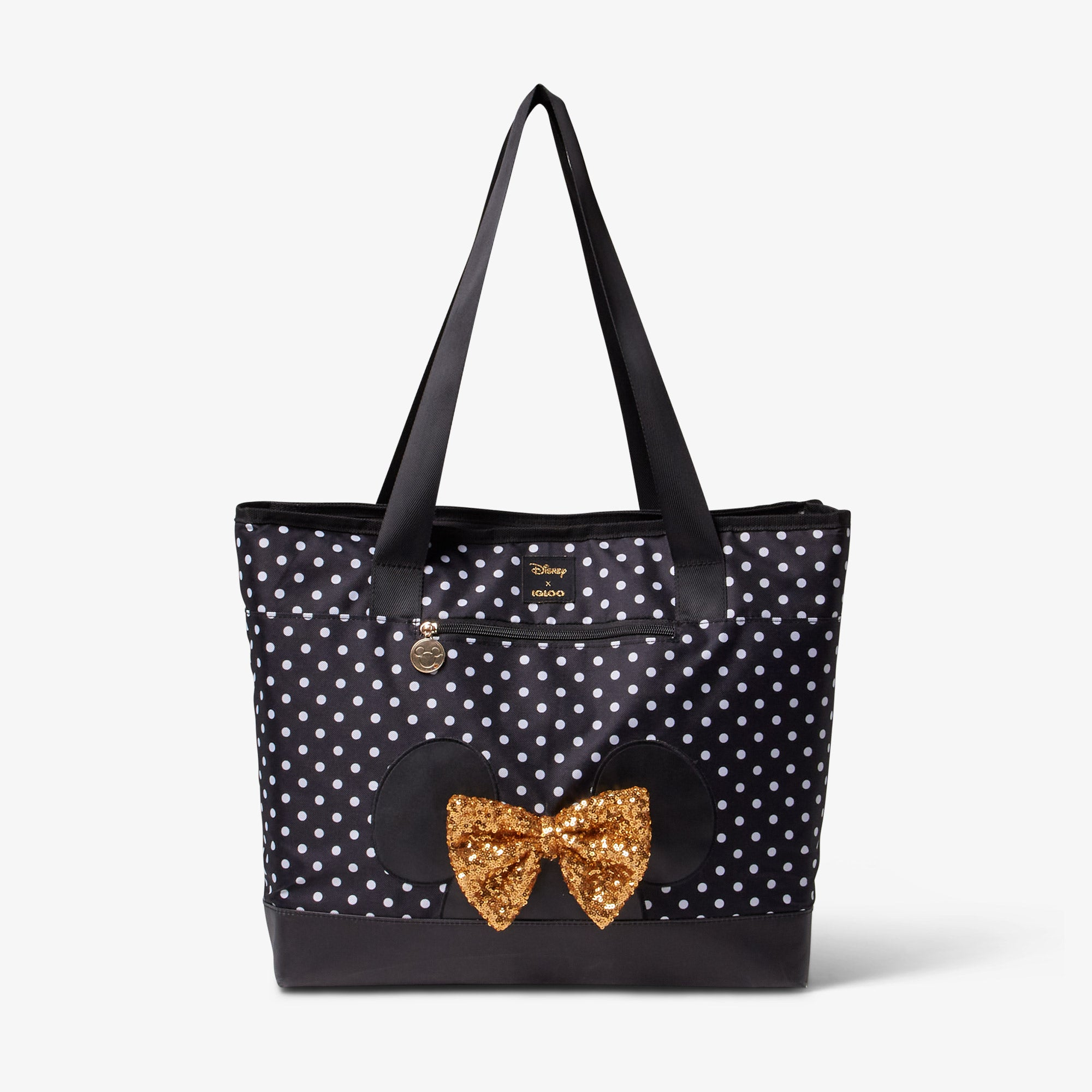 Front View | Minnie Mouse Dual Compartment Tote