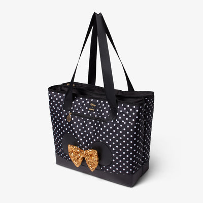 Angle View | Minnie Mouse Dual Compartment Tote