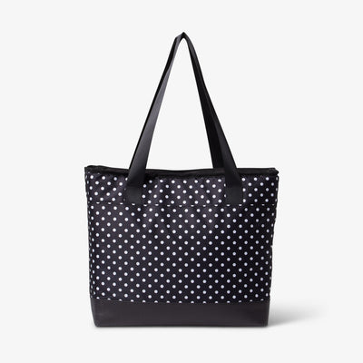 Back View | Minnie Mouse Dual Compartment Tote