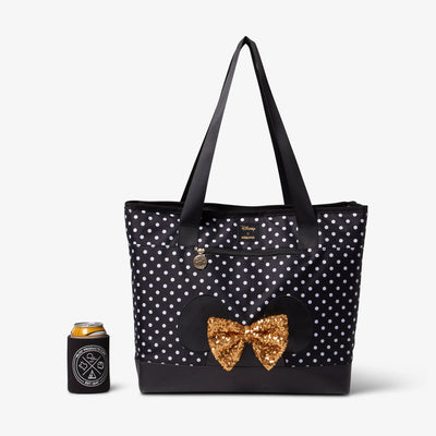 Size View | Minnie Mouse Dual Compartment Tote