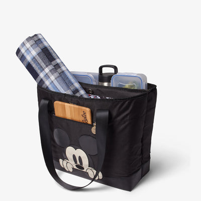 Open View | Mickey Mouse Dual Compartment Tote