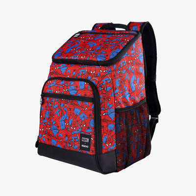 Angle View | Spider-Man Daypack Backpack