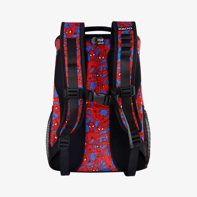 Back View | Spider-Man Daypack Backpack