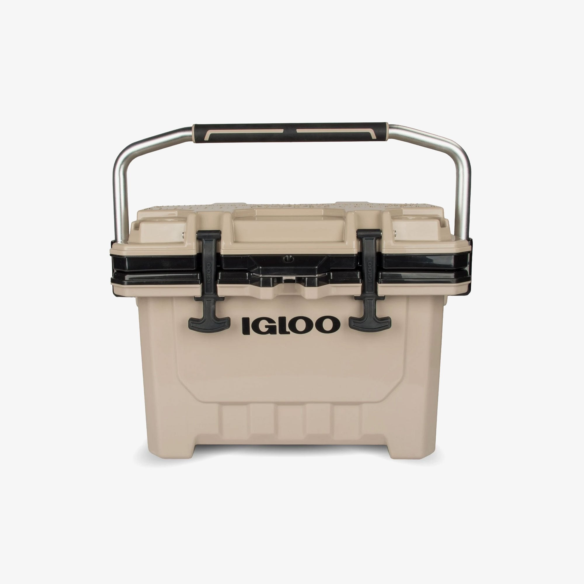 Large View | IMX 24 Qt Cooler::Tan/Black