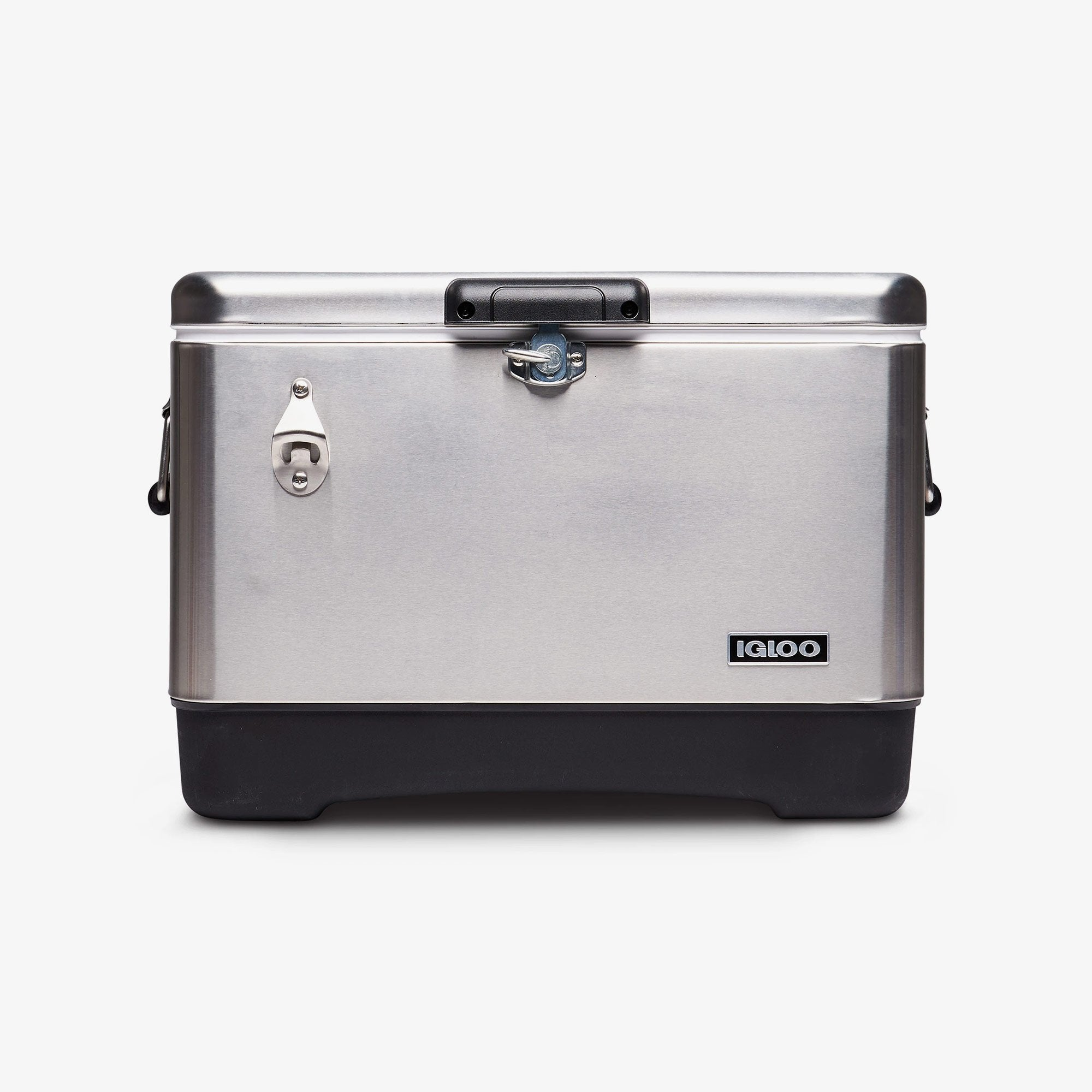 Large View | Legacy Stainless Steel 54 Qt Cooler::Stainless Steel