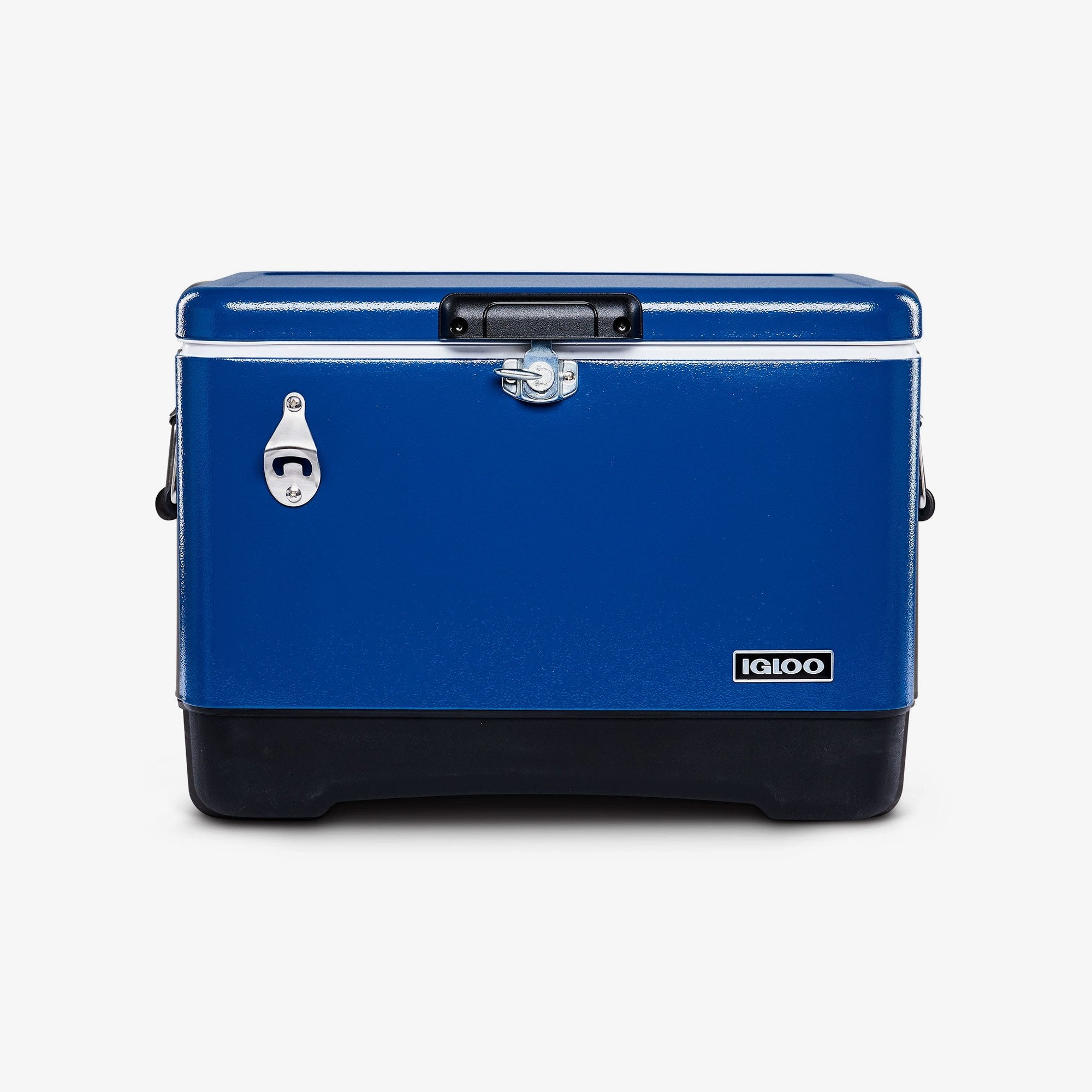 Large View | Legacy Stainless Steel 54 Qt Cooler::Blue